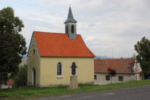 Kaplička Mnichův Týnec
